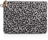 MZ Wallace Oxford Metro Leopard Print Nylon Pouch - 100% Exclusive