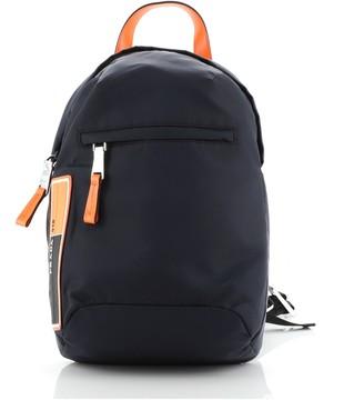 Prada Zip Sling Backpack Nylon Small