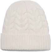 Jil Sander Cable-knit wool beanie