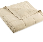 Charter Club CLOSEOUT! Microfiber Down Alternative Full/Queen Blanket