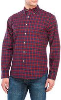 Grayers Plaid Woven Button-Down Shirt