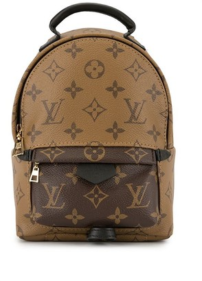 Louis Vuitton pre-owned mini Palm Springs backpack