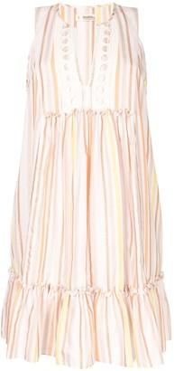 Lemlem Striped Beach Dress
