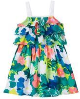 Gymboree Tropical Tier Dress