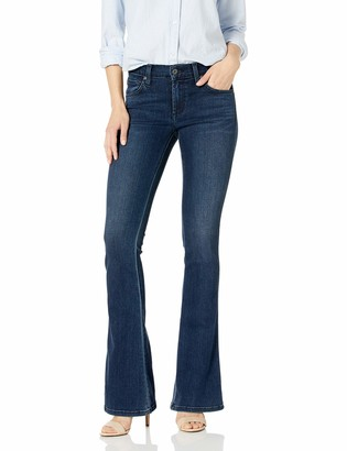 James Jeans Women's Nuboot Slim Fit Boot Cut Jean in Cult 24