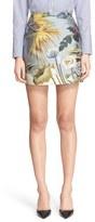 ADAM by Adam Lippes Women's 'Eden' Floral Jacquard Skirt