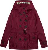 Burberry Grangemoore trench coat 4-14 years