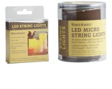 World Market Micro LED Battery Operated String Lights