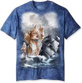 The Mountain Men's the Krakitten Adult T-Shirt