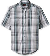 Wolverine Men's Grayling Stretch Motion Max Performance Short Sleeve Shirt