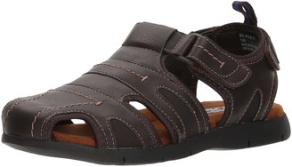 Nunn Bush Men Rio Grande Closed Toe Fisherman Sandal