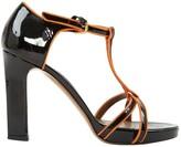 Marni Black Patent leather Sandals