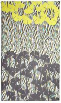 Diane von Furstenberg Stained Glass Floral Silk & Cotton Scarf