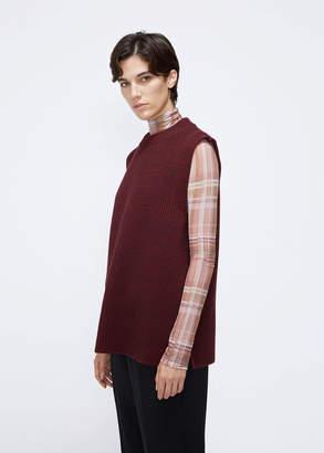 Namacheko Crew Neck Wool Sweater Vest