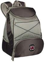 Picnic Time PTX Cooler Backpack South Carolina Gamecocks Print - Black/Grey Backpacks