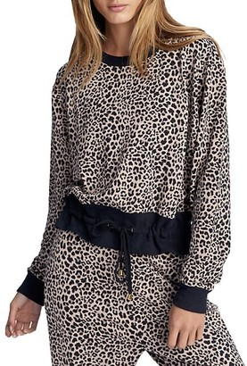 Varley Arden Leopard Sweatshirt