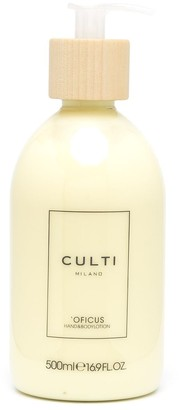 Culti Milano Oficus hand and body lotion