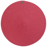 Juliska Round Millinery Ruby Placemat