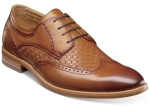 Stacy Adams Men's Fallon Wingtip Oxfords Men's Shoes