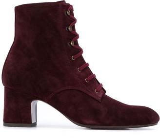 Chie Mihara Nako lace-up boots