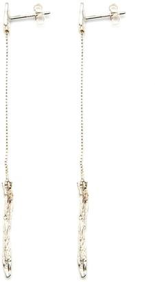 Niza Huang 'Illusion Long Drop' earrings