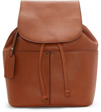 Sole Society Noemi Faux Leather Backpack