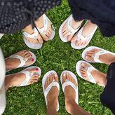 Cathy's Concepts CATHYS CONCEPTS Team Bride Flip Flops