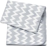 Bumkins Splat Mat - Gray Chevron