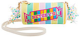 Betsey Johnson Smartie Pants Cross-Body Bag