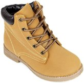 Belladia Girl's Kids Work Combat Boots Low Heel Combat Military Walker Logger (11, )