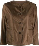 Aspesi cropped padded jacket