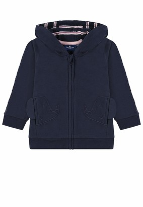 Tom Tailor Kids Baby Girls' Sweatjacket Solid Cardigan