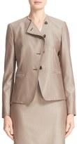 Max Mara Women's Erba Asymmetrical Jacket