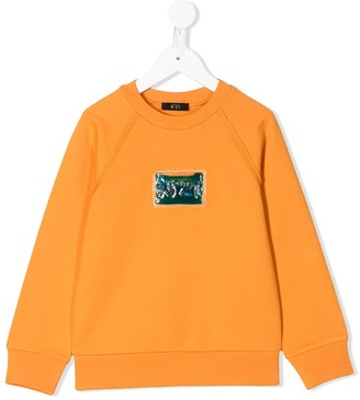 No21 Kids Gel Capsule Sweatshirt