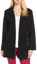 Chaus Women's Long Sleeve Beaded Cardigan
