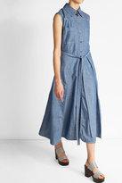 See by Chloe Sleeveless Denim Dress