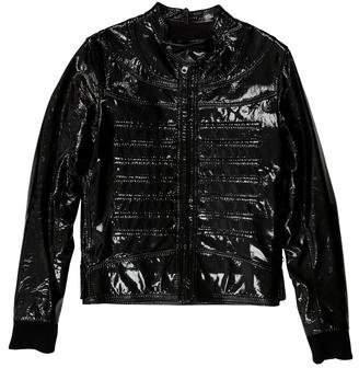 Christian Dior 2008 Textured Zip-Front Jacket
