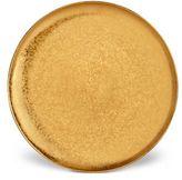 L'OBJET Alchimie De Venise Earthenware 24K Gold-Finish Charger Plate