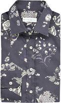 Etro Floral-print Cotton Shirt