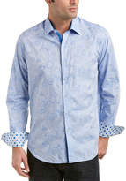 Robert Graham Coolbrook Classic Fit Woven Shirt