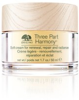 Origins Three Part Harmony(TM) Soft Cream For Renewal, Replenishment & Radiance