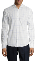 Scotch & Soda Easy Checkered Sportshirt