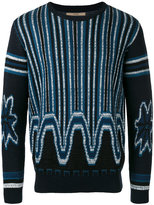 Nuur patterned sweater - men - Cotton - 48