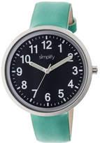 Simplify Men's The 2600 Quartz Watch