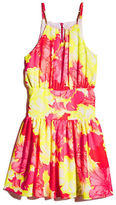 Marciano Girls 7-16 Floral Fever Chiffon Dress
