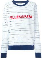Filles a papa 'Marin' sweatshirt