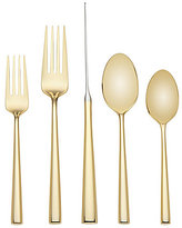 Kate Spade Malmo Gold-Tone 5-Piece Stainless Steel Flatware Set