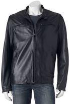 Levi's Men's Leather Racer Jacket