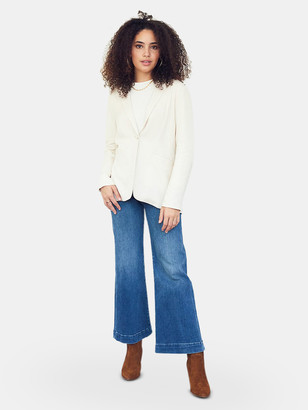 Paneros Clothing Coconut Milk Kate Blazer
