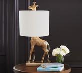 Pottery Barn Kids Emily & Meritt Giraffe Complete Lamp